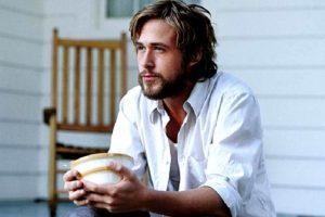 """Ryan Gosling, con su look en """"The Notebook"""" y posteriores apariciones, también lo es. Foto:Tumblr. Imagen Por:"""