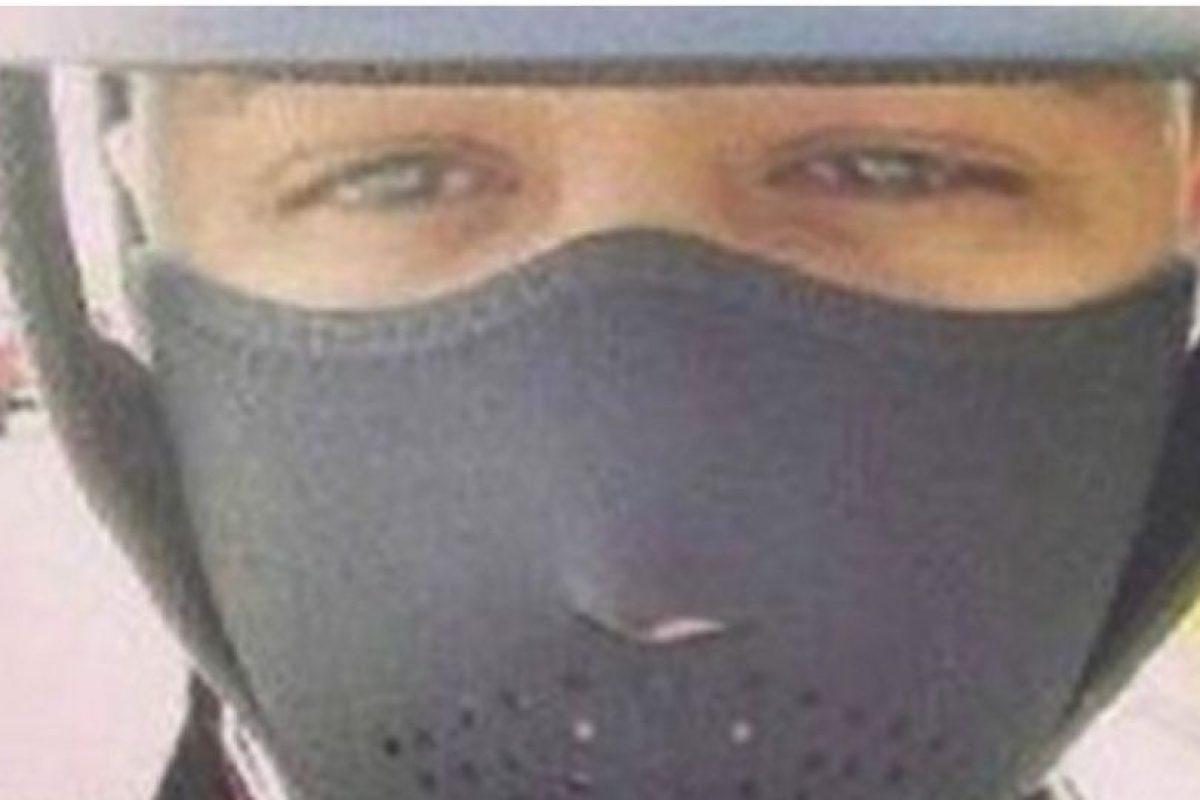 Jadiel, reggaetonero, murió en su moto por este selfie. Foto:Twitter. Imagen Por: