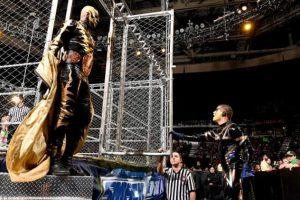 Patrick Dustin Runnels es el nombre real del dorado Foto:WWE. Imagen Por: