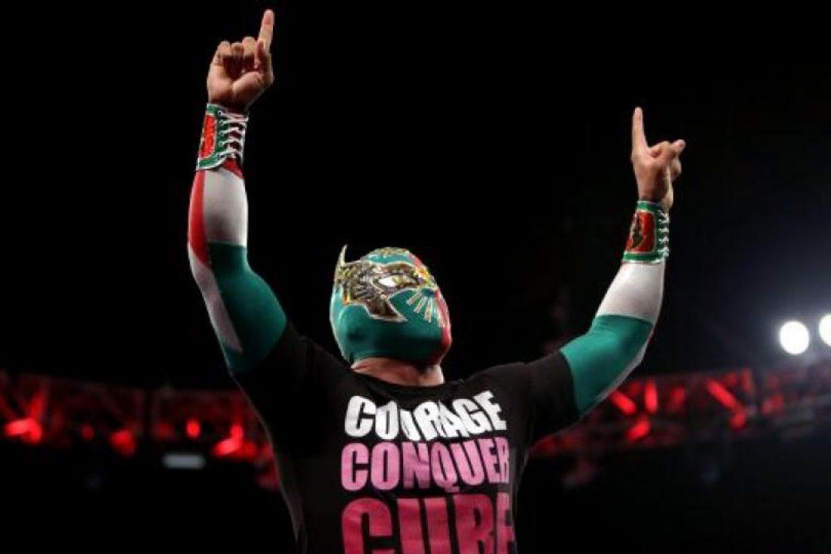 Sin Cara Foto:WWE. Imagen Por: