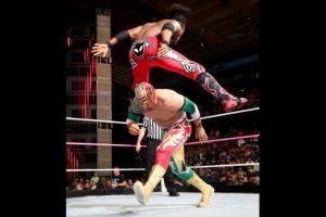 El nuevo Sin Cara se llama Jorge Arias Foto:WWE. Imagen Por: