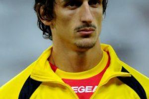 Stefan Savic es un futbolista montenegrino de la Fiorentina Foto:Getty. Imagen Por: