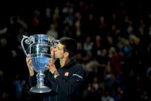 Y se aseguró como el mejor tenista del mundo de 2014 Foto:AFP. Imagen Por: