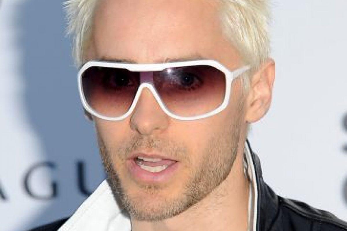 """Jared Leto no salía de la estética """"rave"""" del 2000 Foto:Getty Images. Imagen Por:"""
