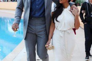 Más tarde en 2007, comenzó a salir con la estrella Reggie Bush Foto:Getty Images. Imagen Por: