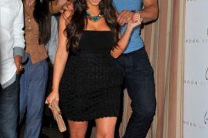 Kardashian salió con el cantante de R&B Ray J en 2007 Foto:Getty Images. Imagen Por: