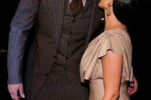La pareja se separó a finales de julio de 2009 Foto:Getty Images. Imagen Por: