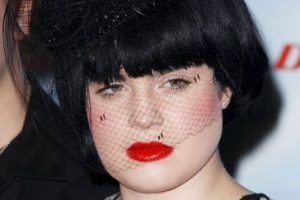 Kelly Osbourne tuvo un pasado oscuro con su cabello Foto:Getty Images. Imagen Por: