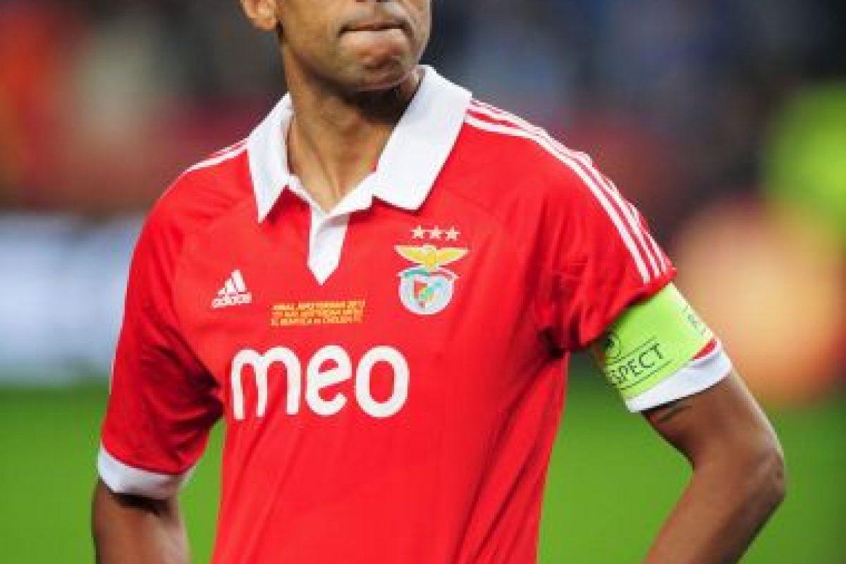 Luisao (Brasil). En junio de 2014 recibió una sanción de dos meses y 60 mil euros. Foto:Getty Images. Imagen Por: