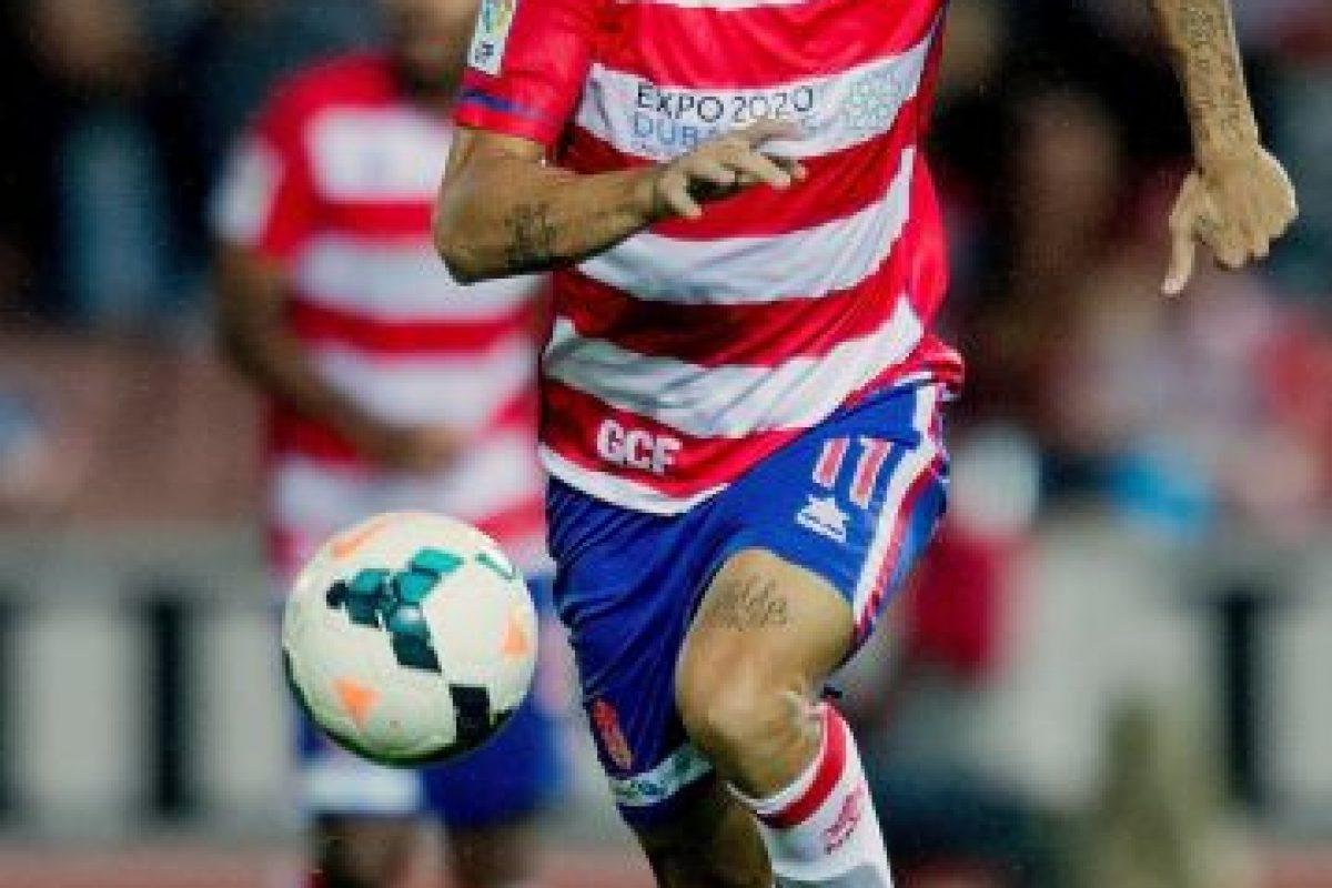 Dani Benítez (España). En 2012 fue sancionado por tres meses. Foto:Getty Images. Imagen Por: