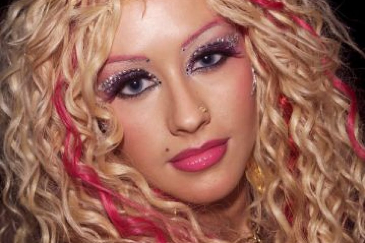 Christina Aguilera y su pelo estuvieron peleados por años Foto:Getty Images. Imagen Por: