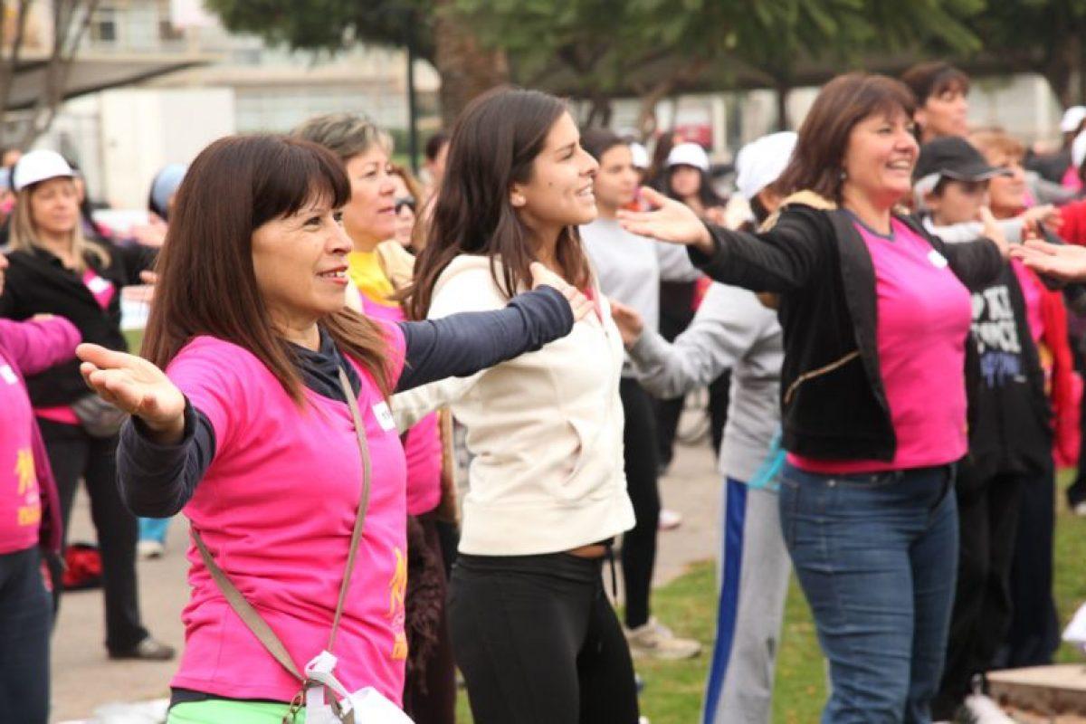 Actividad Día de la Madre Foto:Municipalidad de Las Condes. Imagen Por: