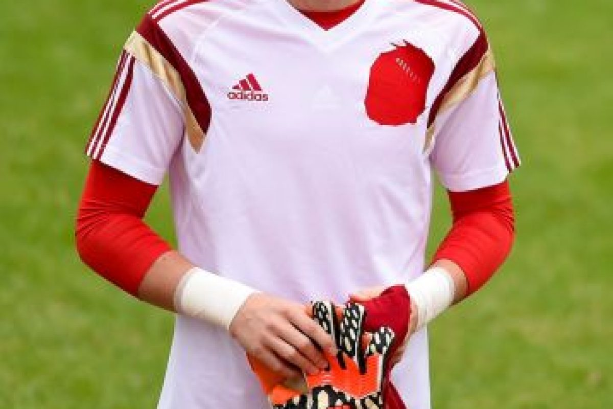 España se perepara para enfrentar a Bielorrusia, en la eliminatoria de la Eurocopa 2016 Foto:Getty. Imagen Por: