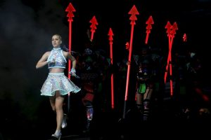 Duró por seis semanas en la cima de la lista estadounidense Billboard Hot 100. Foto:Getty Images. Imagen Por: