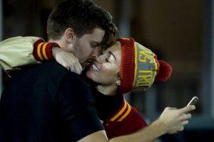 Miley Cyrus y Patrick Schwarzenegger Foto:Getty Images. Imagen Por:
