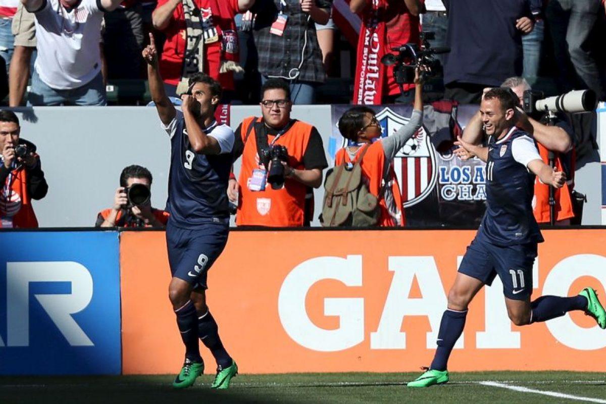 Los estadounidenses llegaron a octavos de final en el Mundial Foto:Getty. Imagen Por: