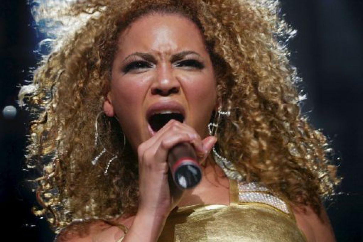 Beyoncé en 2002 Foto:Getty Images. Imagen Por: