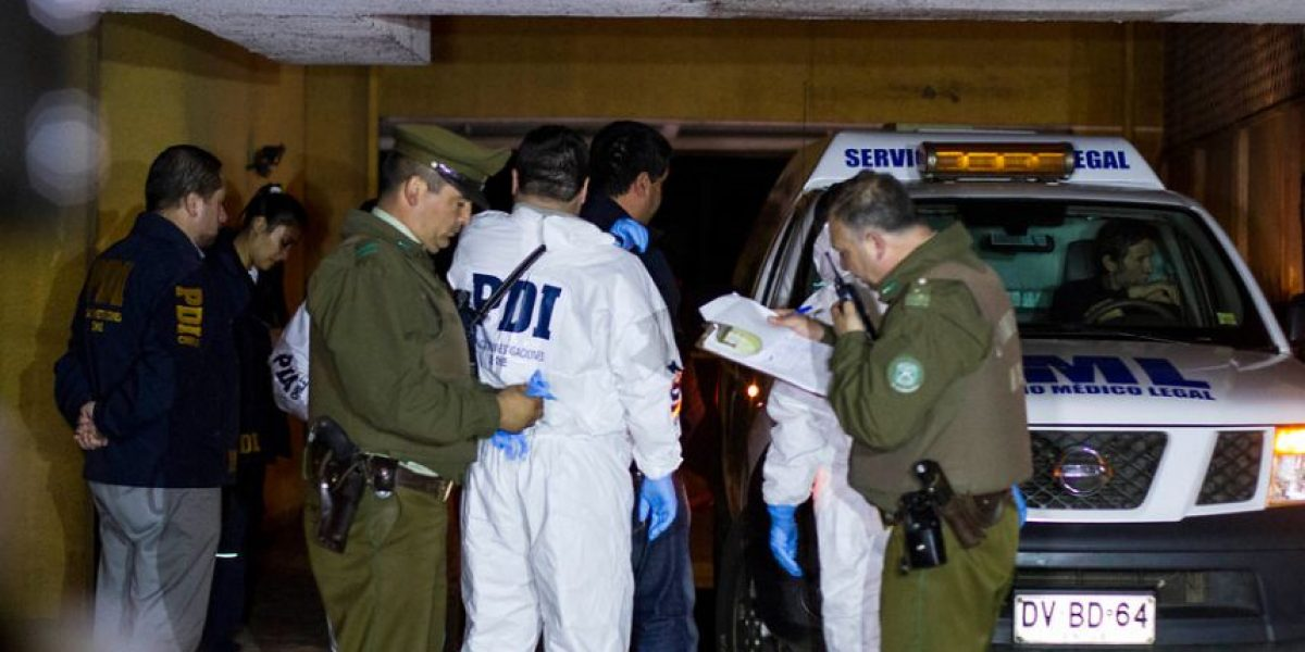 Una pareja fue encontrada muerta en un motel de Valdivia