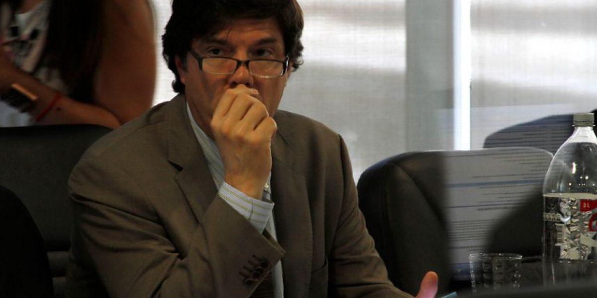 (FOTOS) El difícil día del ministro de Transportes, en imágenes