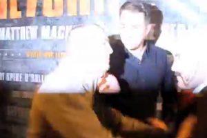 O'Sullivan en un principio no respondió Foto:Youtube: iFL TV. Imagen Por:
