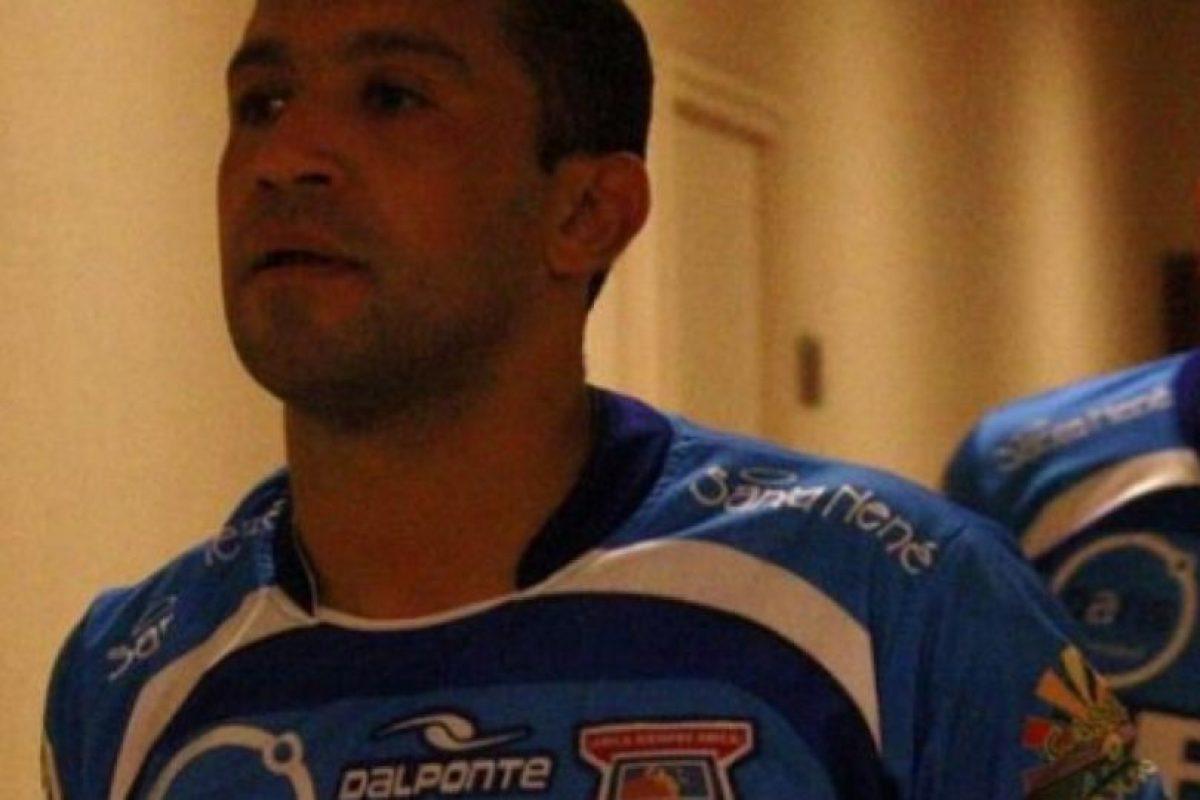 José Pedrozo (Paraguay). En 2010 recibió un castigo de 27 partidos. Foto:Twitter. Imagen Por: