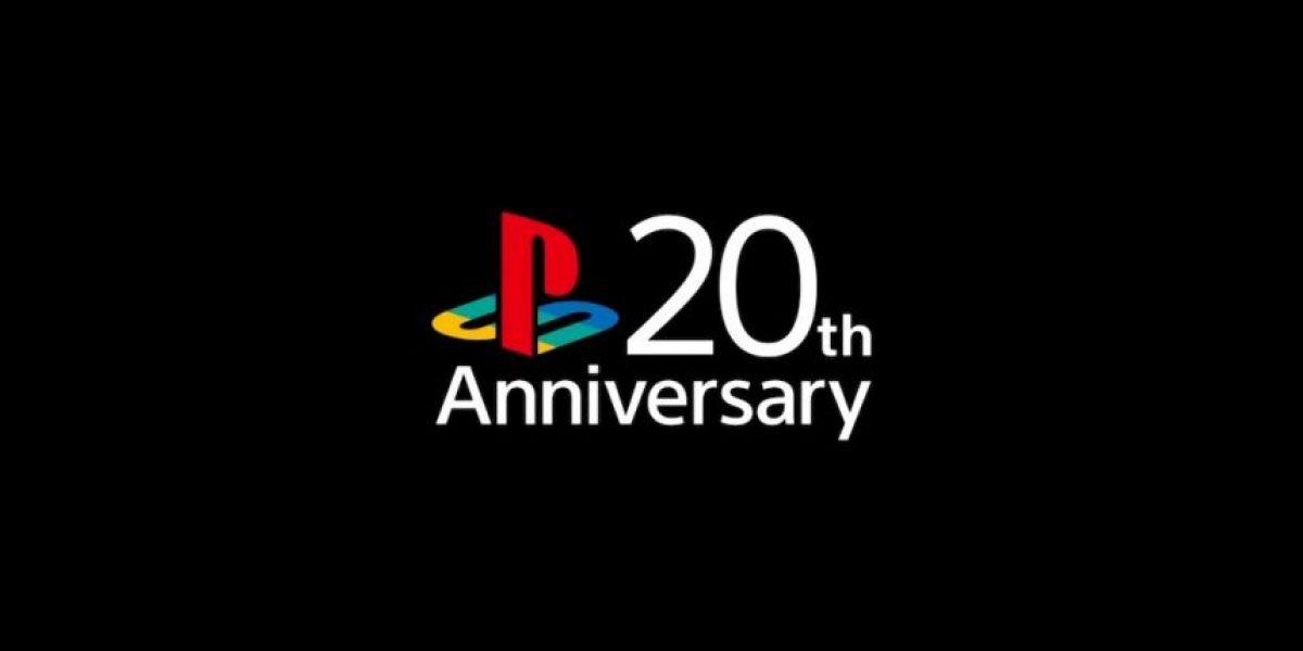 VIDEO: Así celebra SONY los 20 años de su PlayStation