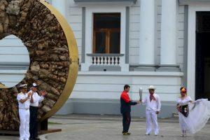 El folklor mexicano estará presente en laa inauguración Foto:Facebook: JCC Veracruz2014. Imagen Por: