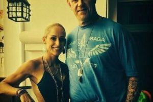 Michelle McCool y The Undertaker Foto:Twitter: @WWEMarkWCallaway. Imagen Por: