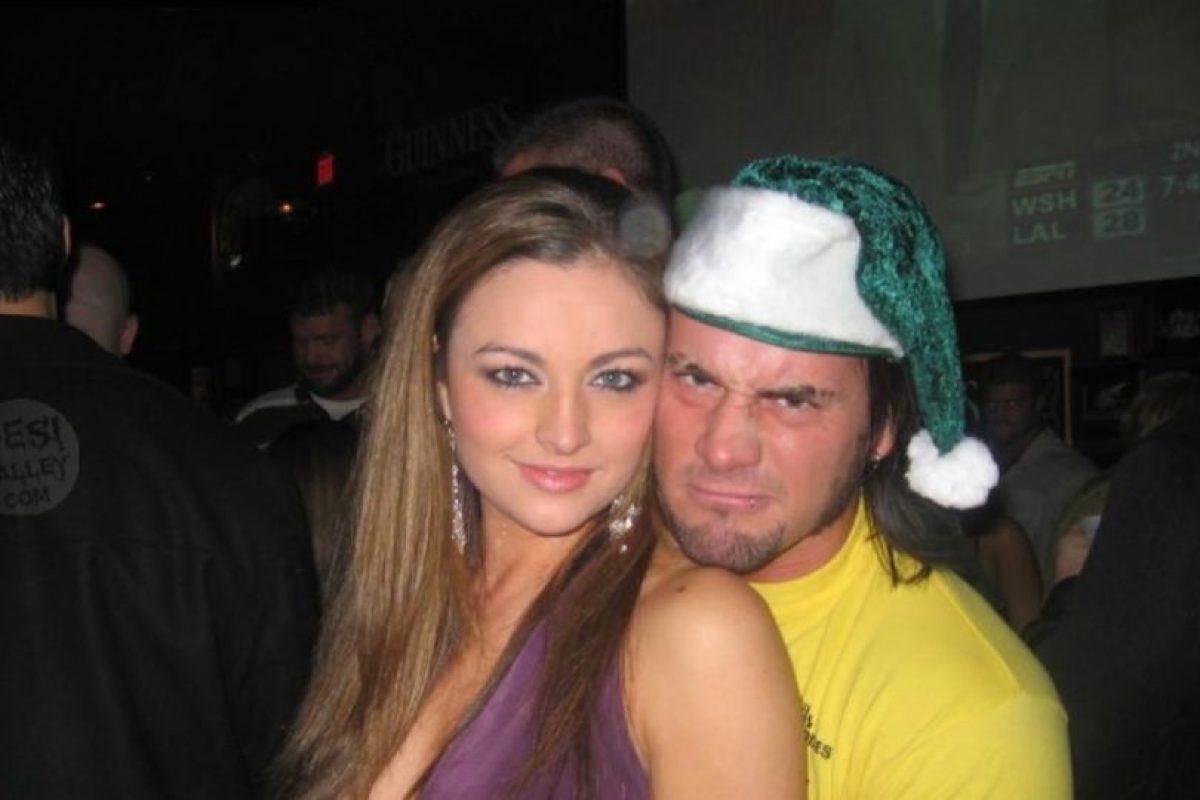 Punk tuvo una relación de 2005 a 2008 con Maria. Imagen Por: