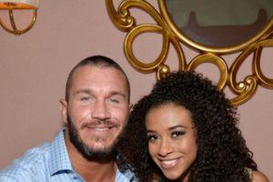 Se rumora que Randy Orton sale con JoJo, de NXT Foto:Twitter. Imagen Por: