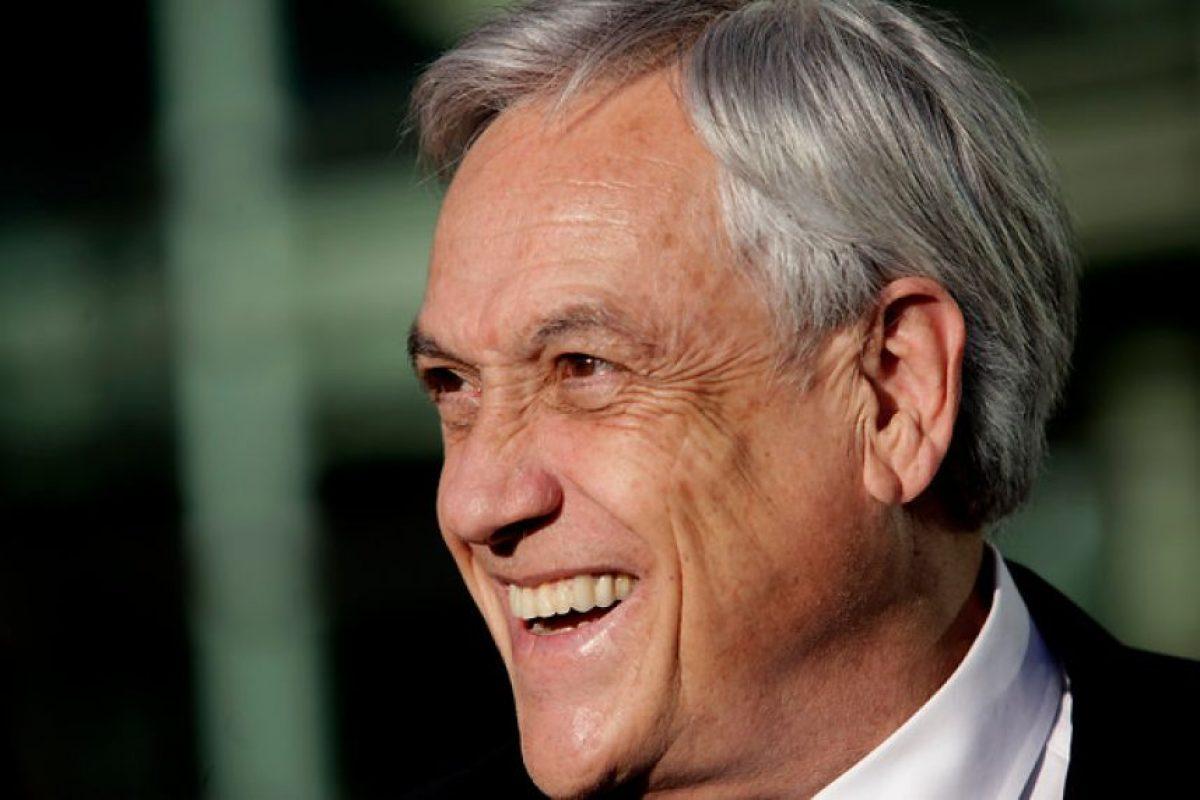 El ex presidente Sebastián Piñera Foto:Agencia Uno. Imagen Por: