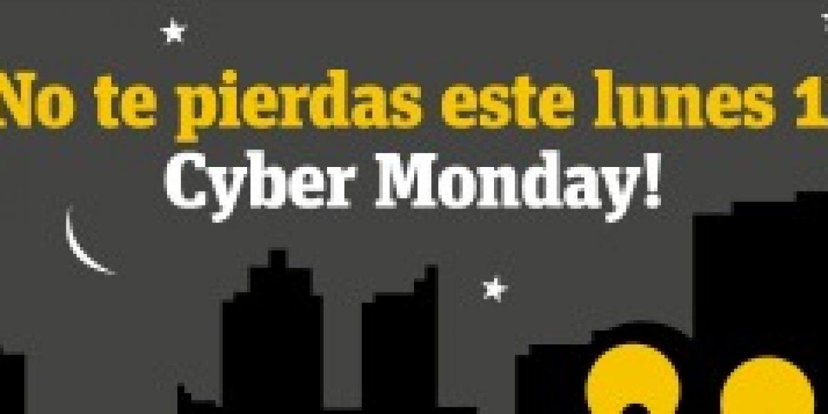 Las claves del Cyber Monday en imágenes