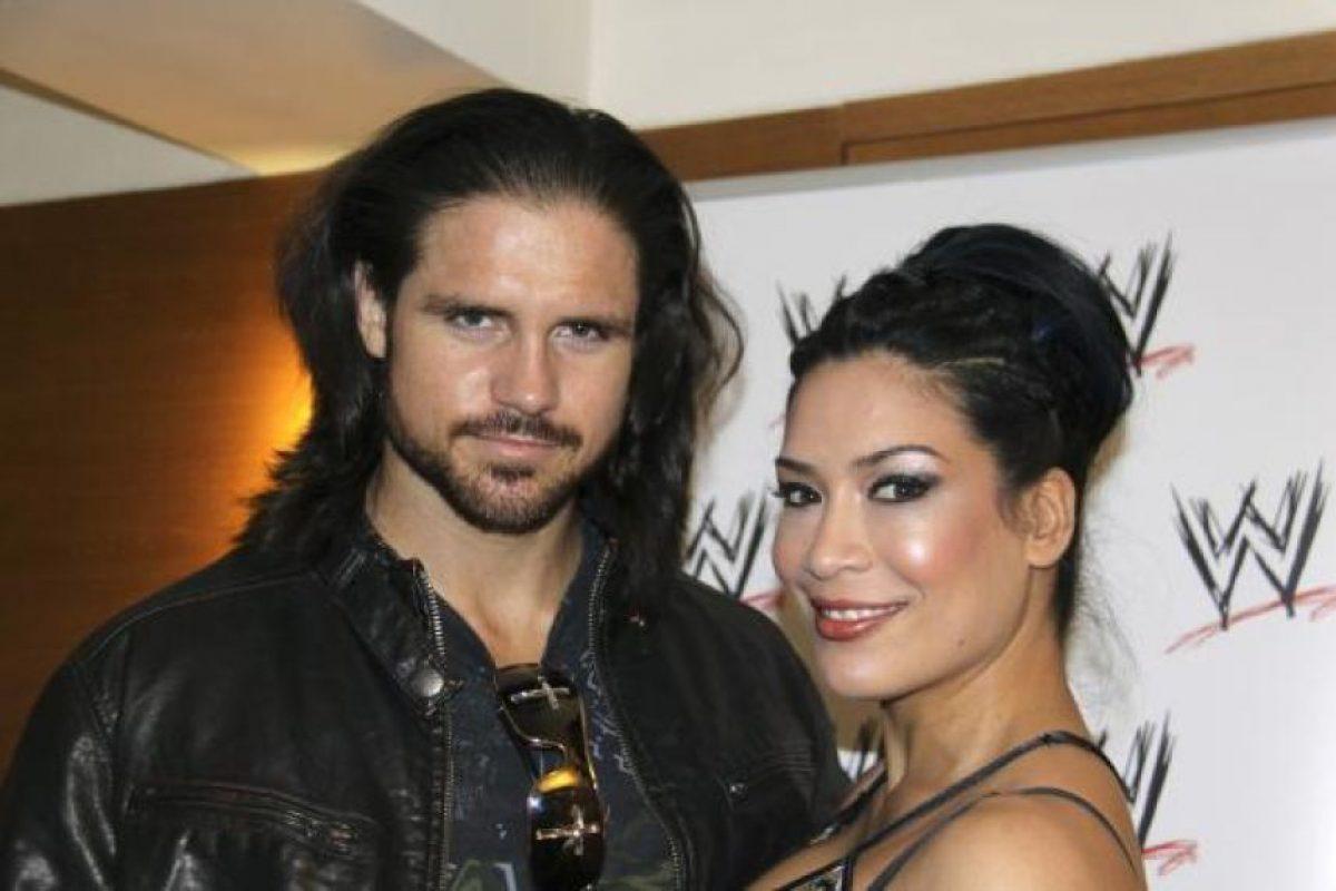 Han tenido una larga relación amorosa, desde 2003 Foto:WWE. Imagen Por: