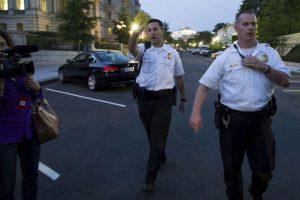 El presidente Barack Obama no se encontraba en la Casa Blanca al momento del incidente. Foto:AP. Imagen Por: