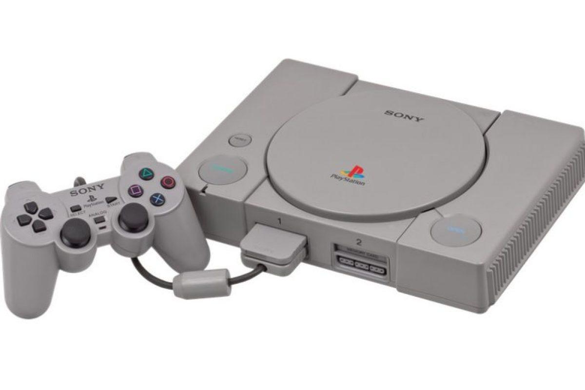 PlayStation Foto:SONY. Imagen Por: