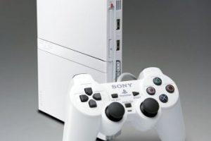 PlayStation 2 Slim blanca Foto:SONY. Imagen Por: