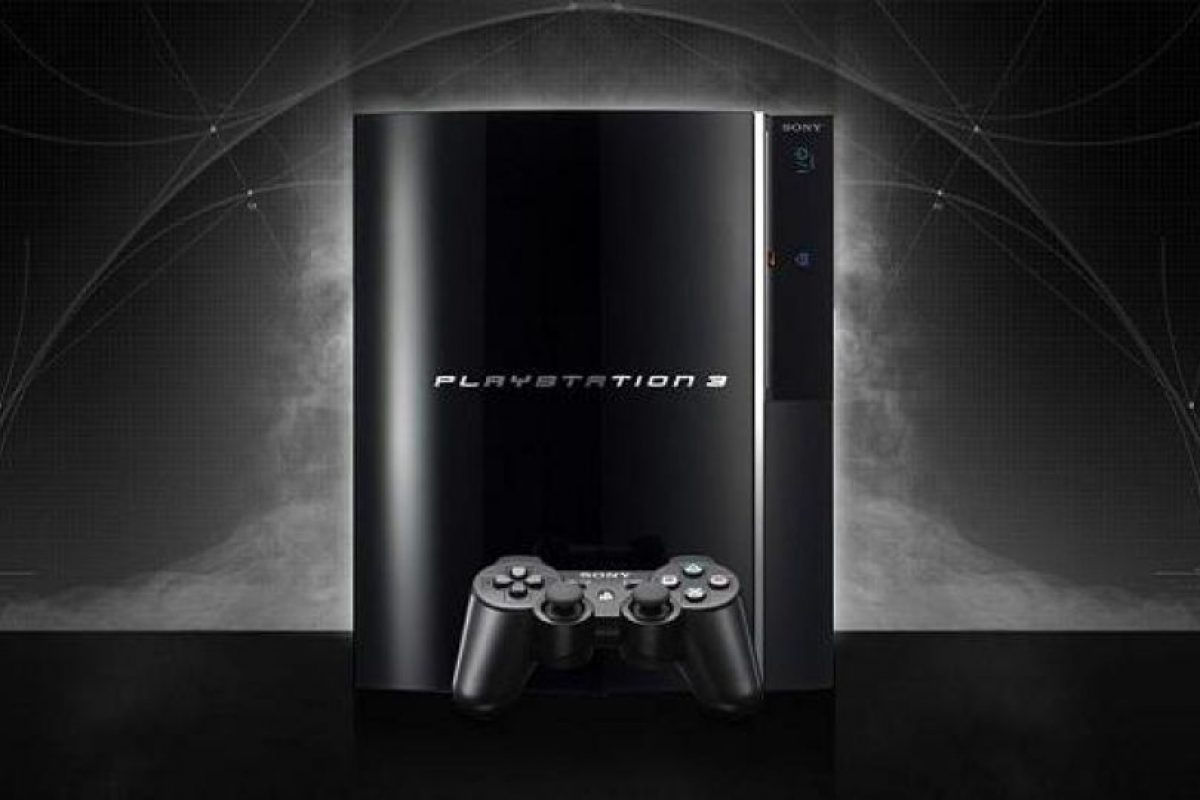 PlayStation 3 Foto:SONY. Imagen Por: