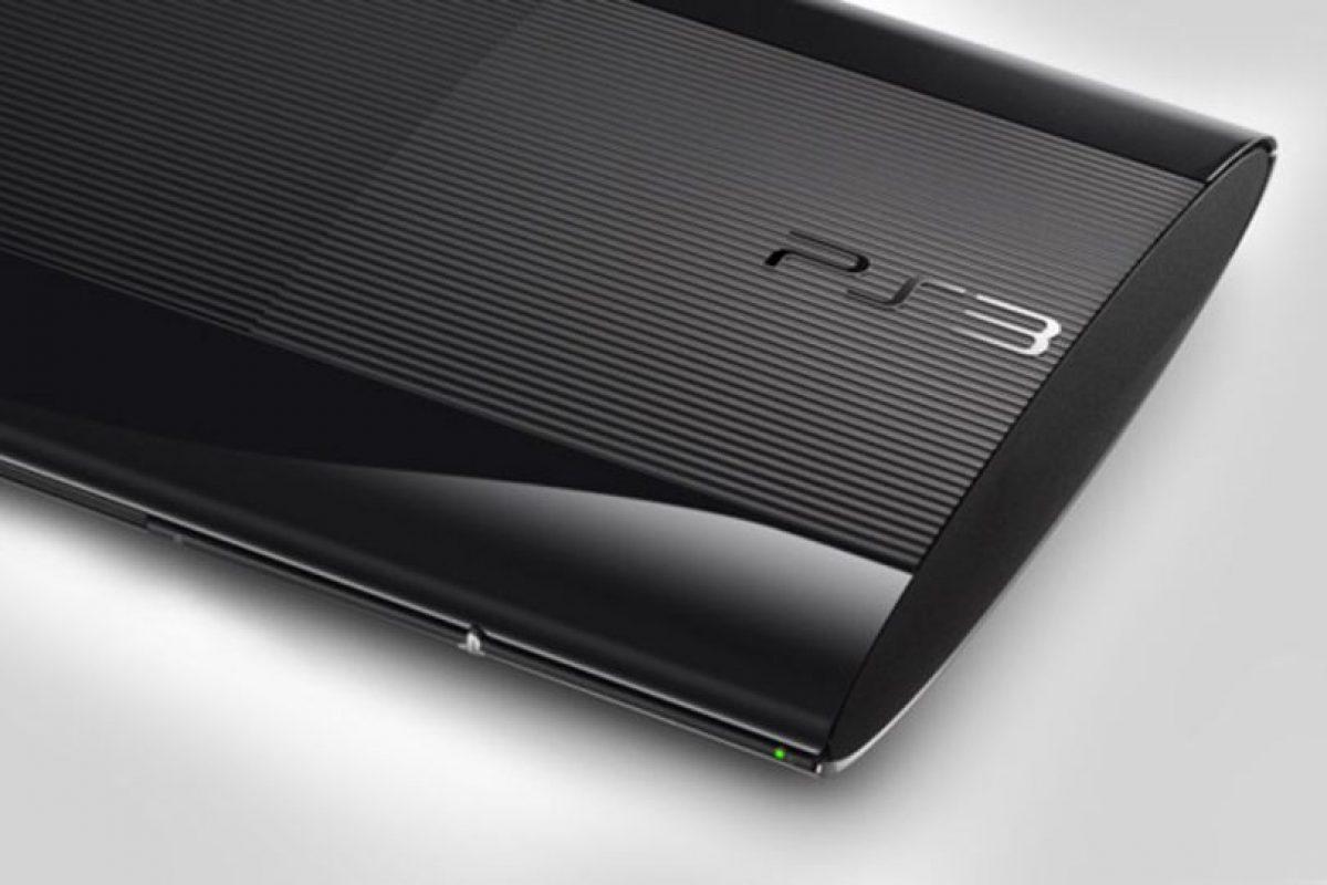 PlayStation 3 Slim Foto:SONY. Imagen Por: