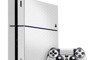 PlayStation 4 blanca Foto:SONY. Imagen Por: