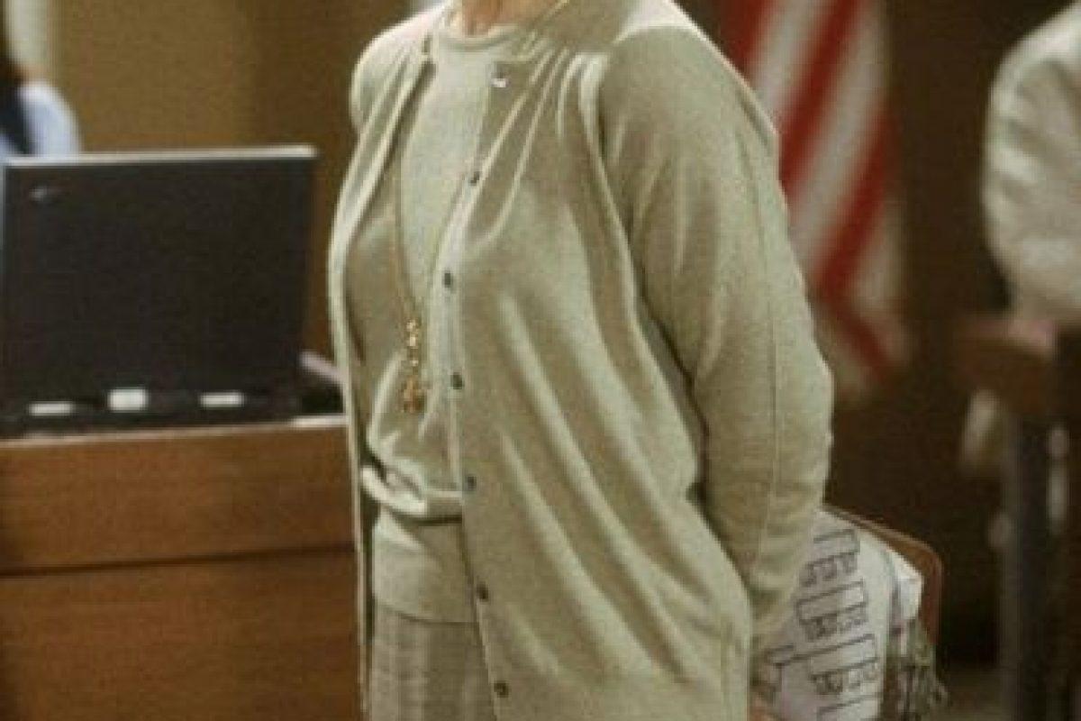 """Profesora Stromwell Foto:Facebook """"Legalmente rubia"""". Imagen Por:"""