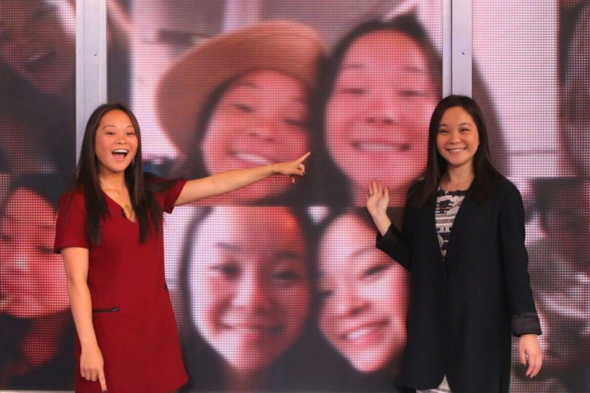 Los padres adoptivos de Anais Bordier y Samantha Futerman aseguraron que no sabían que eran gemelas. Foto:Vía Facebook/twinstersmovie. Imagen Por: