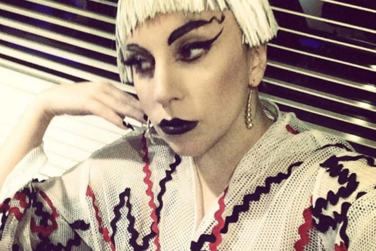 Lady Gaga y algunos de sus estilismos Foto:Instagram/Lady Gaga. Imagen Por: