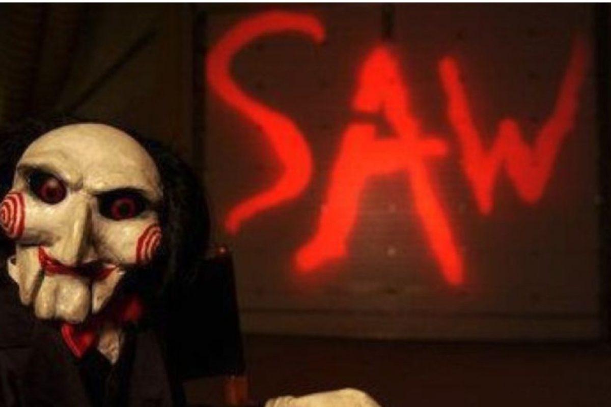 """Saw"" Foto:Facebook/Saw. Imagen Por:"