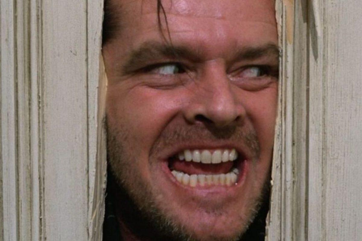 """Jack Torrence, de """"El Resplandor"""" Foto:Warner Bros. Imagen Por:"""