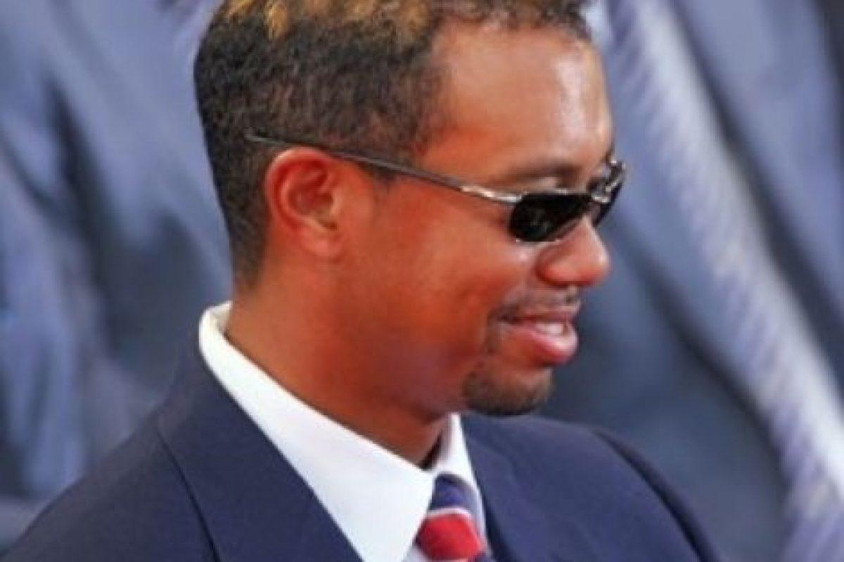 Tiger Woods también debería arrepentirse de esto Foto:Getty Images. Imagen Por: