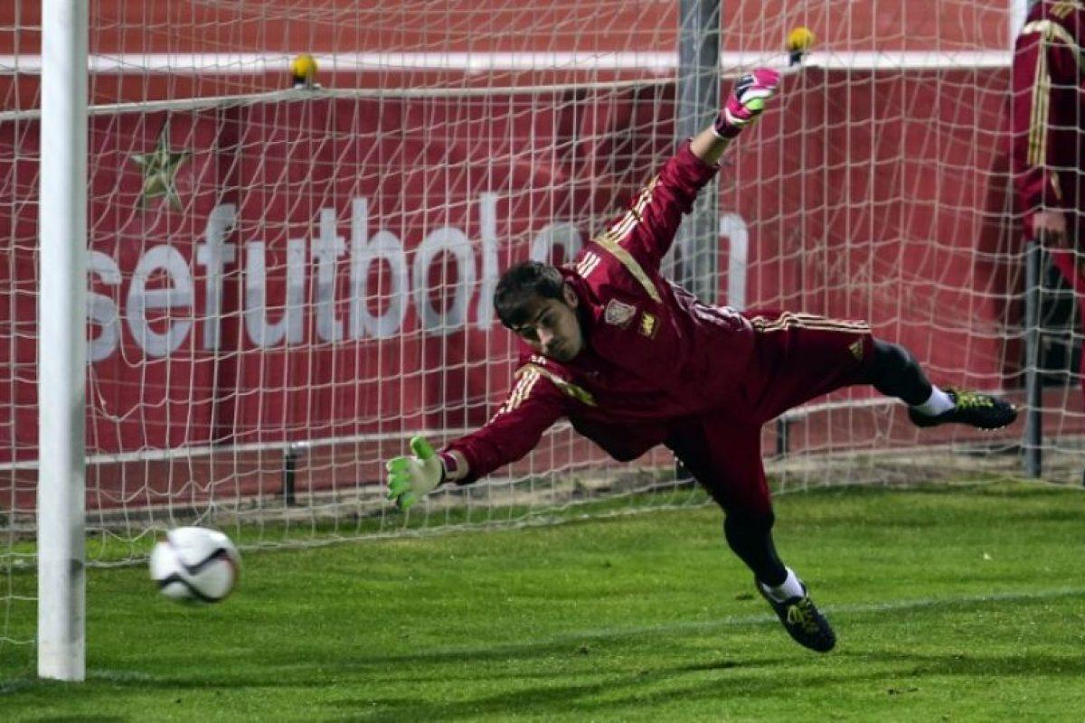 El líder de la Furia sigue siendo Iker Casillas Foto:Getty. Imagen Por: