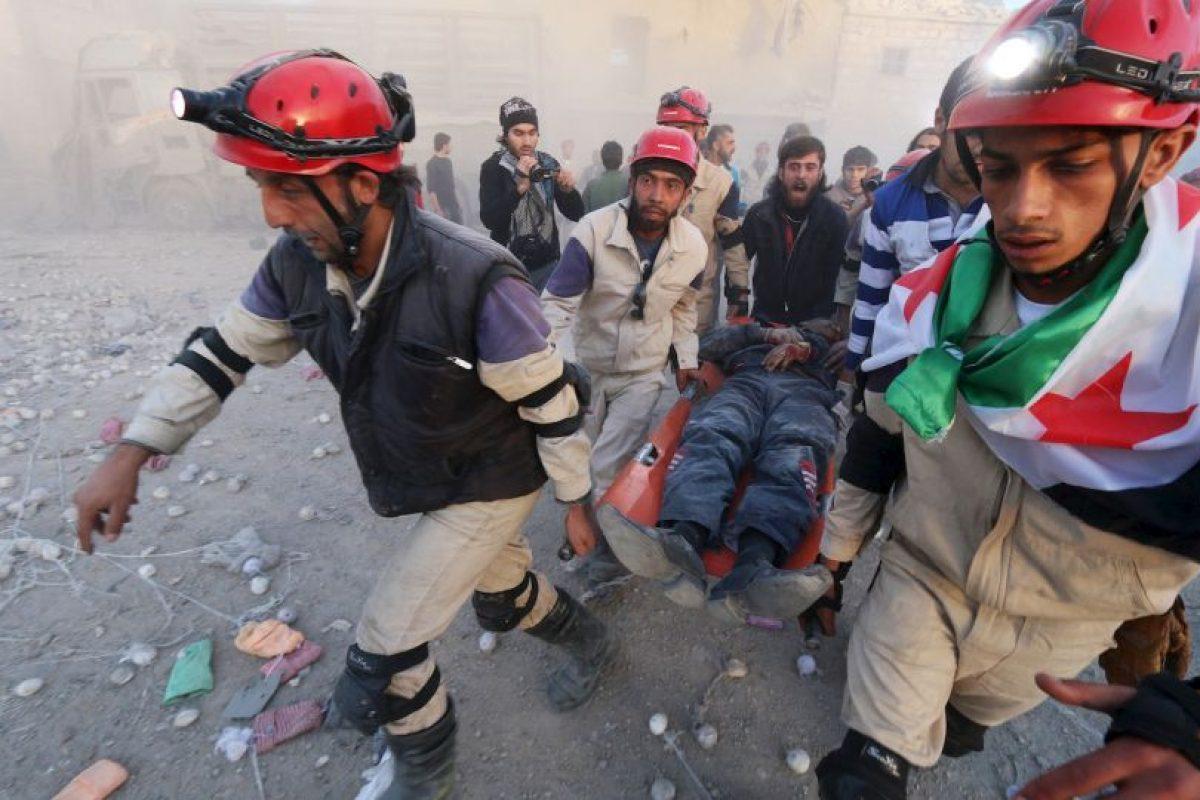 Como parte de ese plan envió mil 500 soldados. Foto:AFP. Imagen Por: