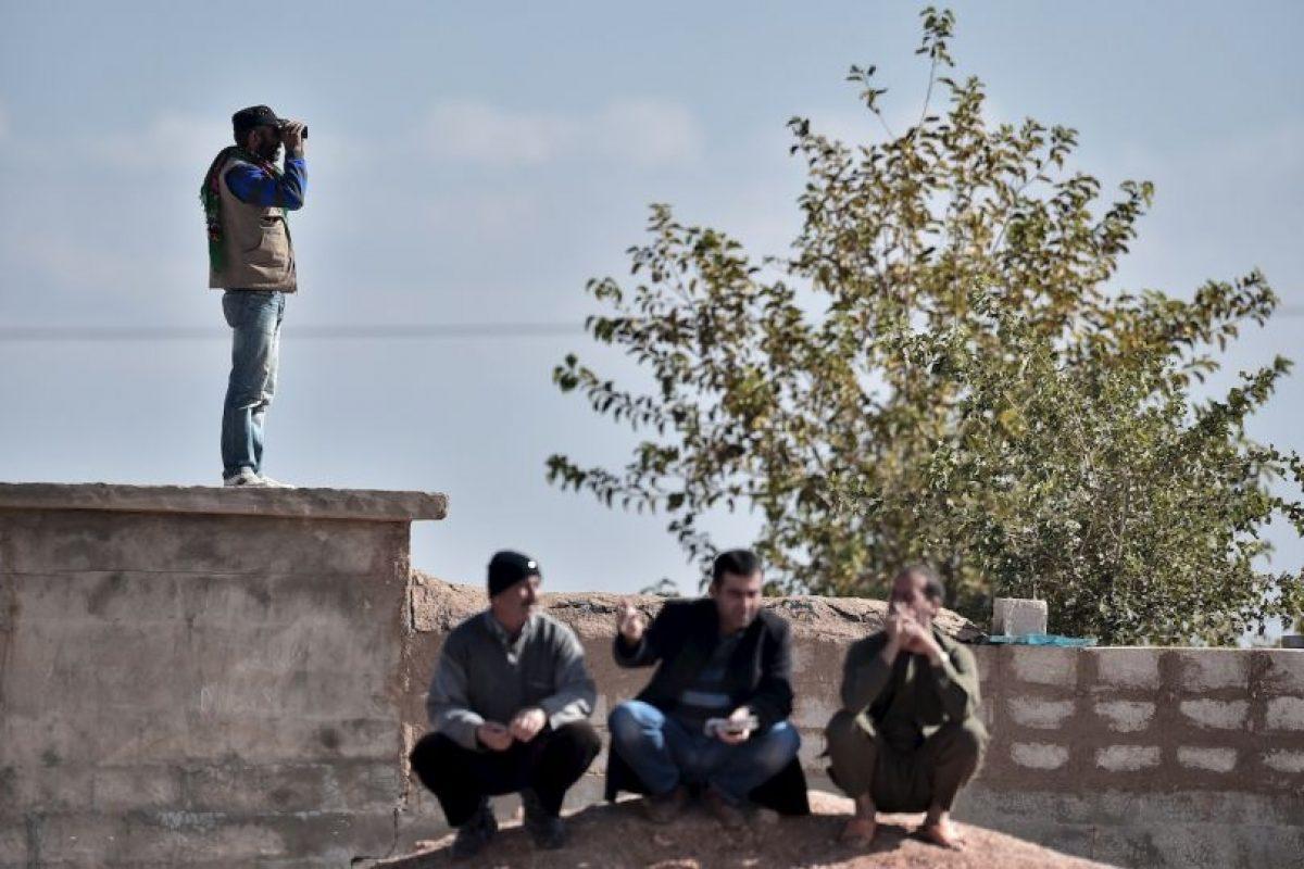 En entrevista con CBS, el mandatario indicó que los ataques aéreos durante los pasados meses han sido efectivos y que aseguró que las tropas estadounidenses no entrarían en combate, si no que apoyarían a las tropas locales. Foto:AFP. Imagen Por: