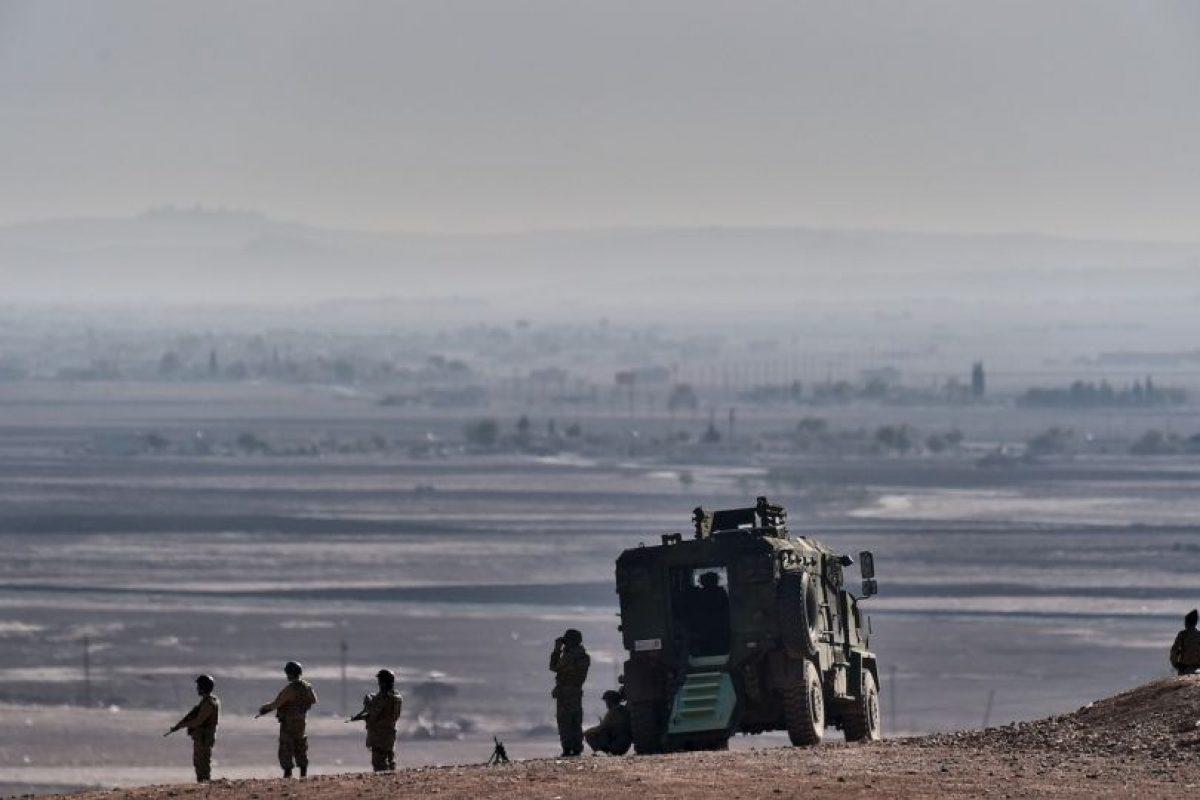 El grupo terrorista recibe ingresos de venta de petróleo, secuestros, y extorsión de la población. Foto:AFP. Imagen Por: