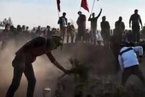 El grupo rebelde inició en Irak y Siria. Foto:AFP. Imagen Por: